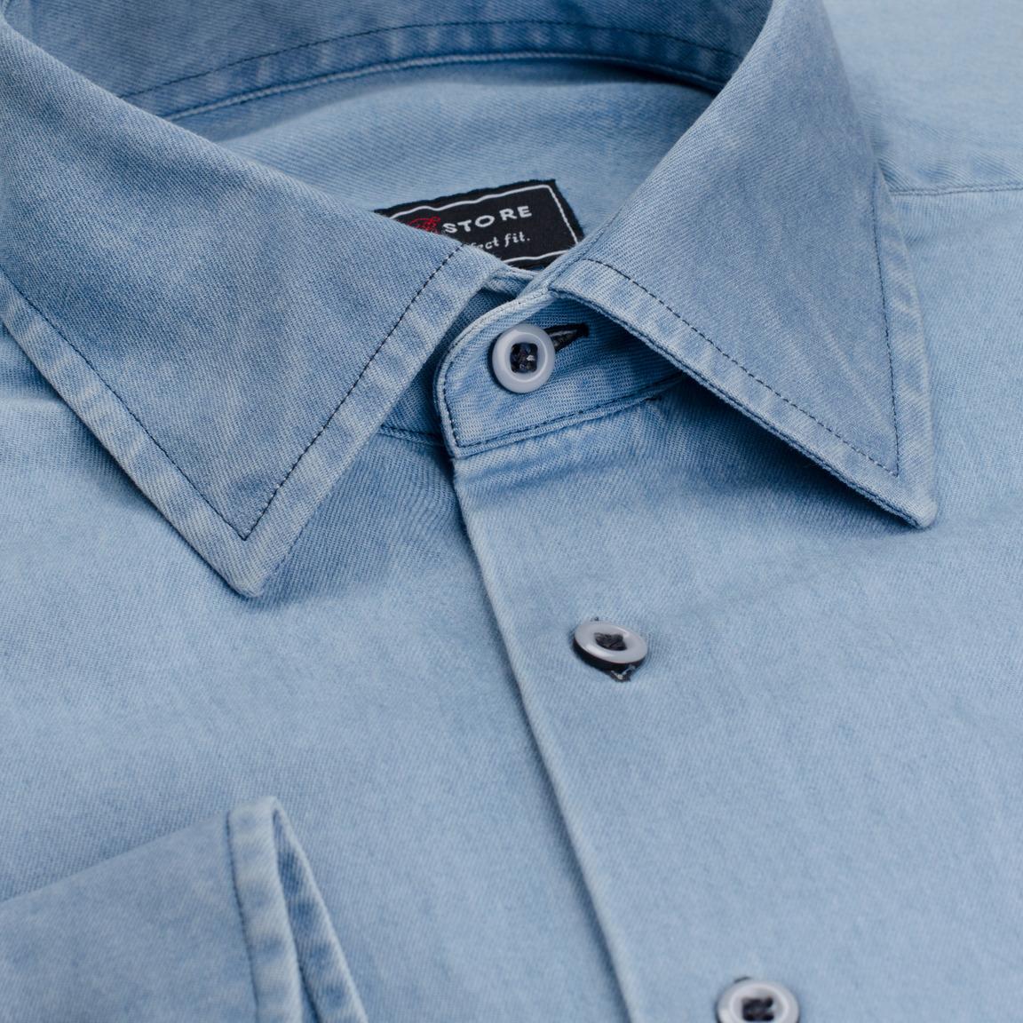 Denim Classic, light blue