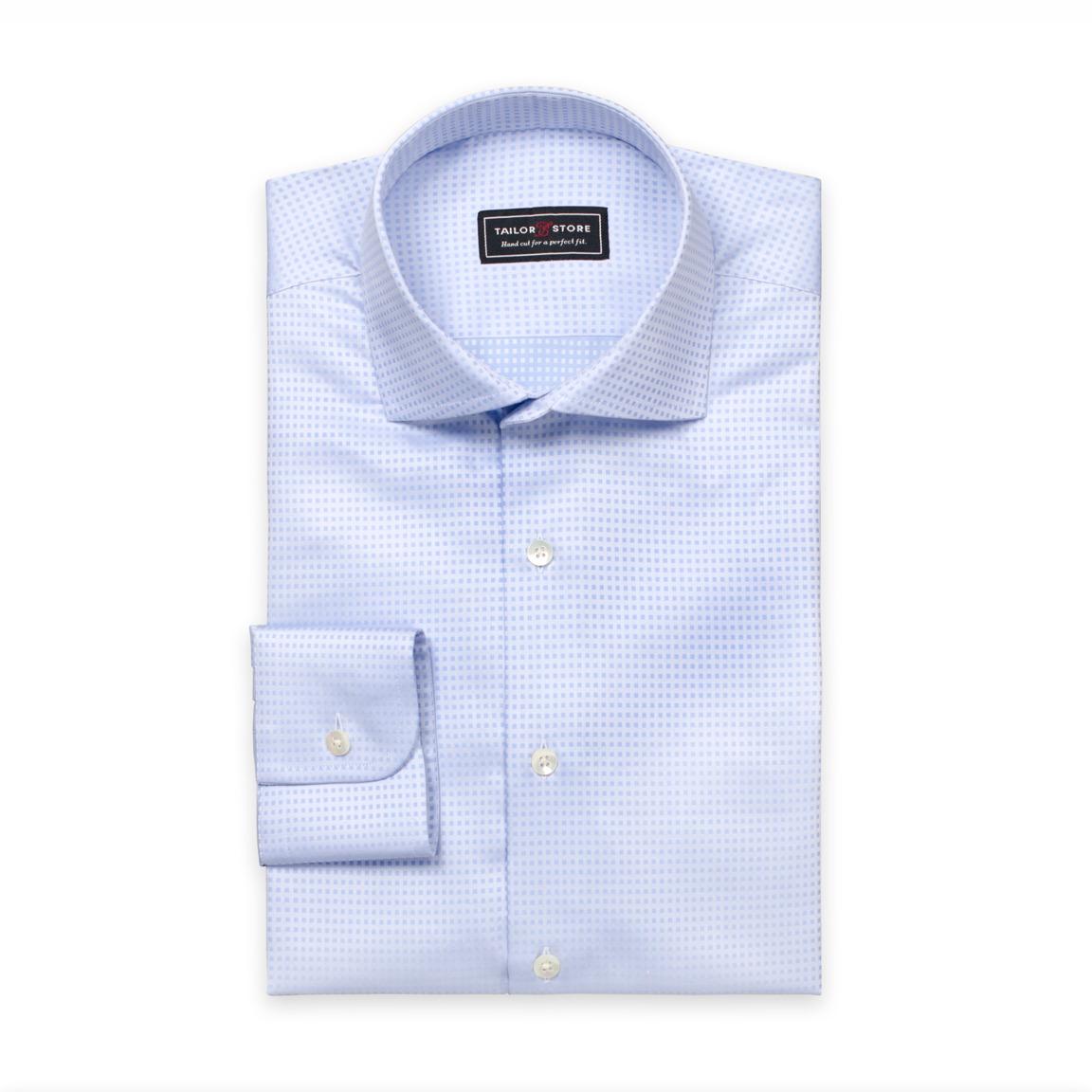 Vaaleansininen paita