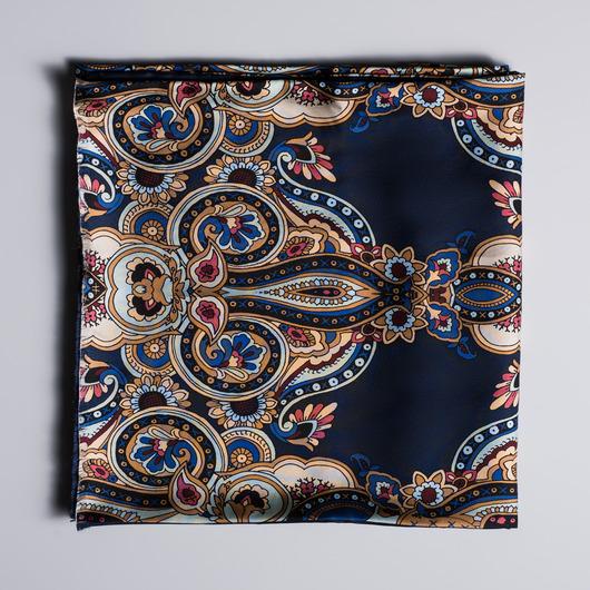 Seidenschal mit einem Paisley-Muster