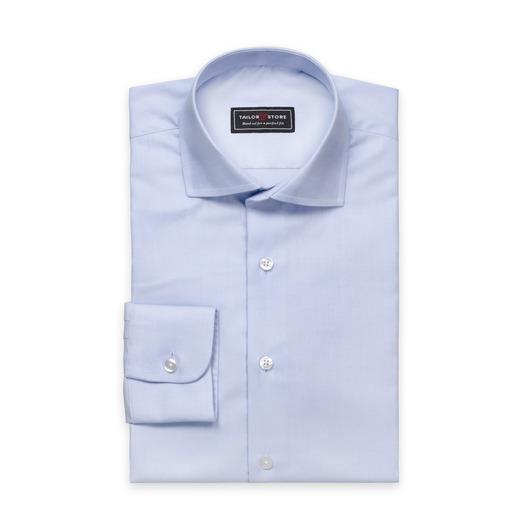 Błękitna koszula oxford