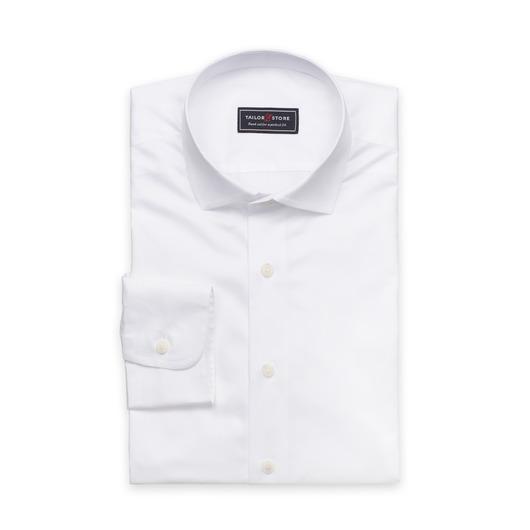Klassiek Wit Ramsey overhemd